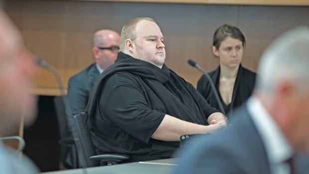 kim dotcom extradition