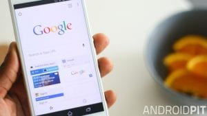chrome update for android