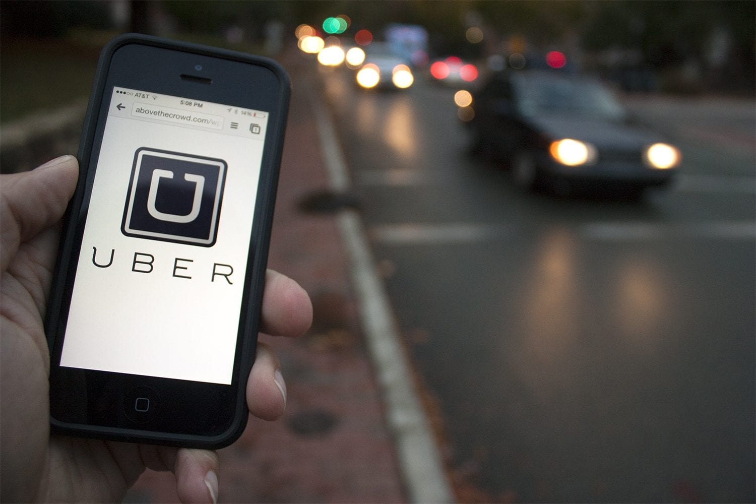 uber services