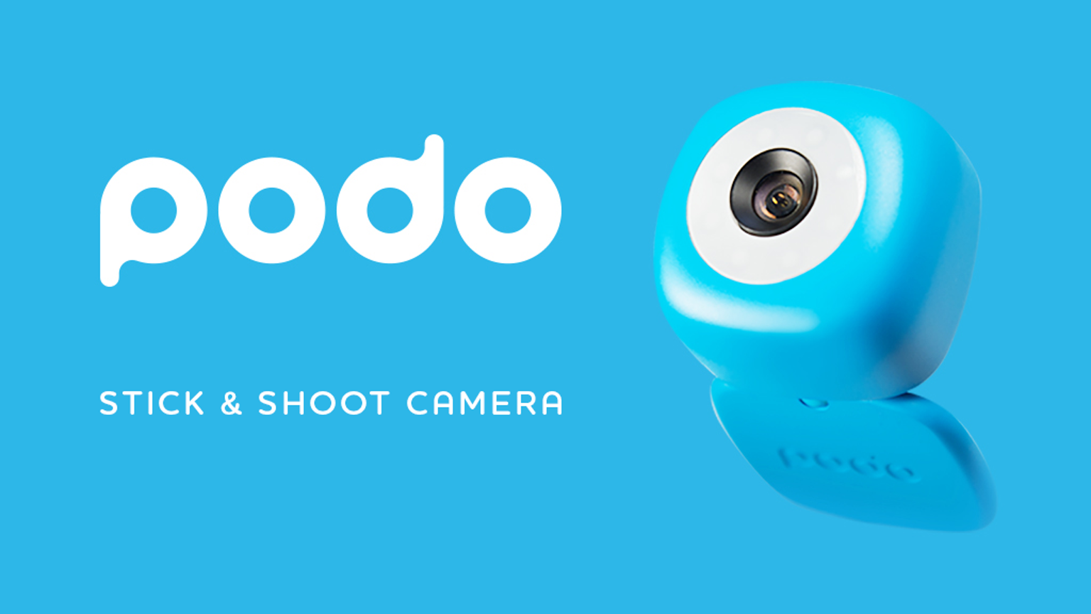 Podo $50 bluetooth camera