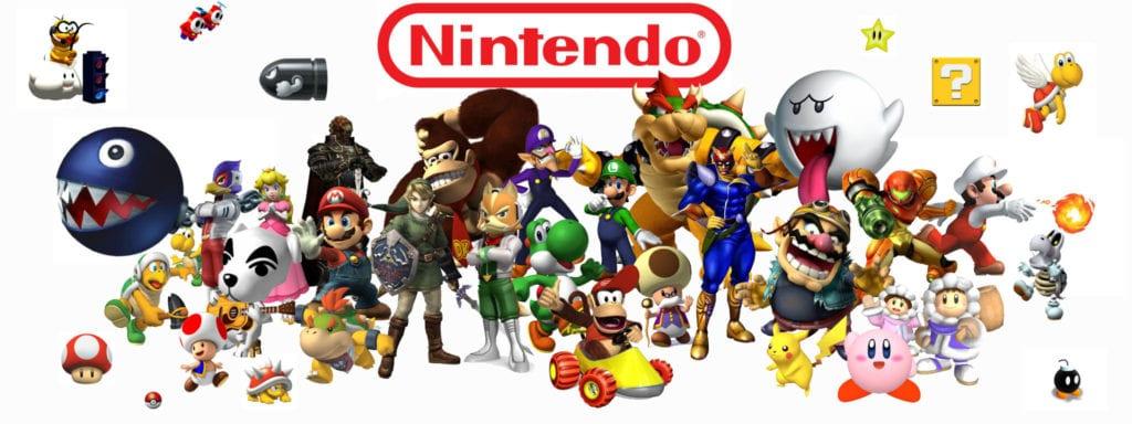 Nintendo new games