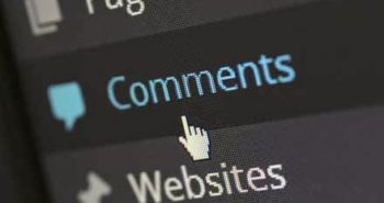Comments on Your Blog