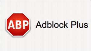 Adblock Plus customized ads