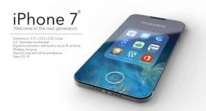 Apple's iPhone 7 and 7s