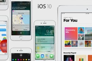 features in iOS 10