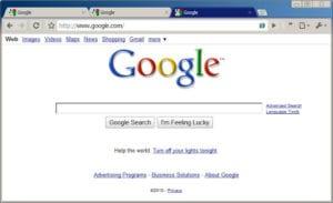 Google Chrome battery