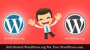 sefl-hosted blog