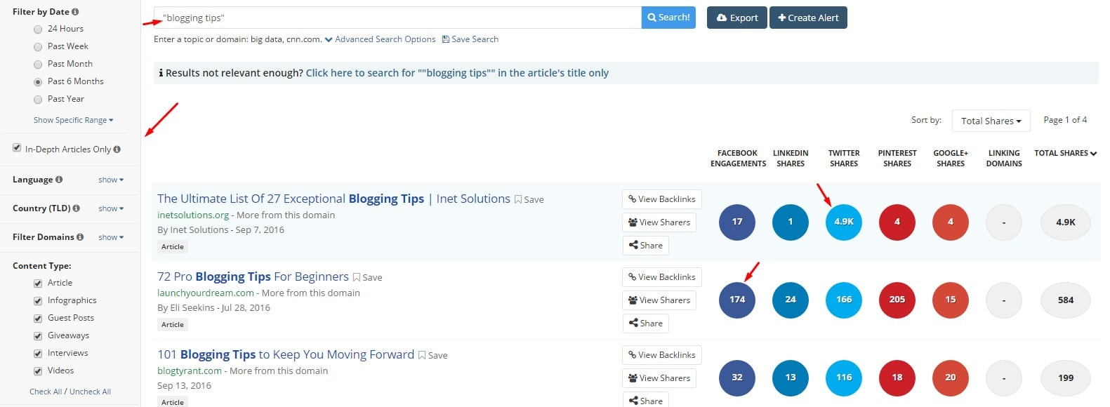 viral content - use buzzsumo - generate content ideas