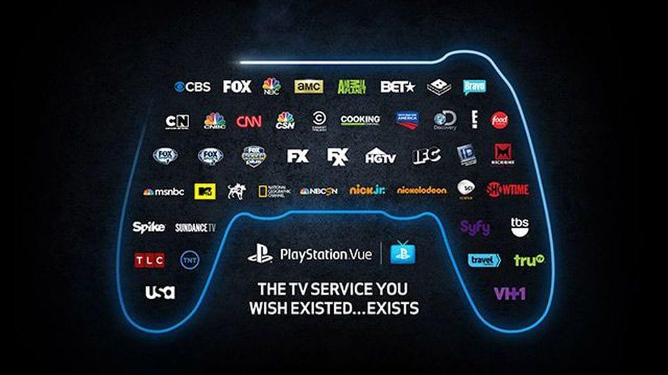 Playstation Vue's