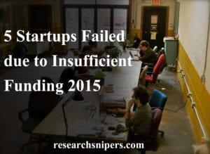 startup fail