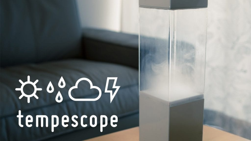 tempescope-weather-forecast-gadget