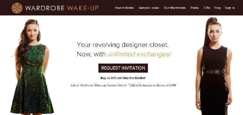 Wardrobe Startup