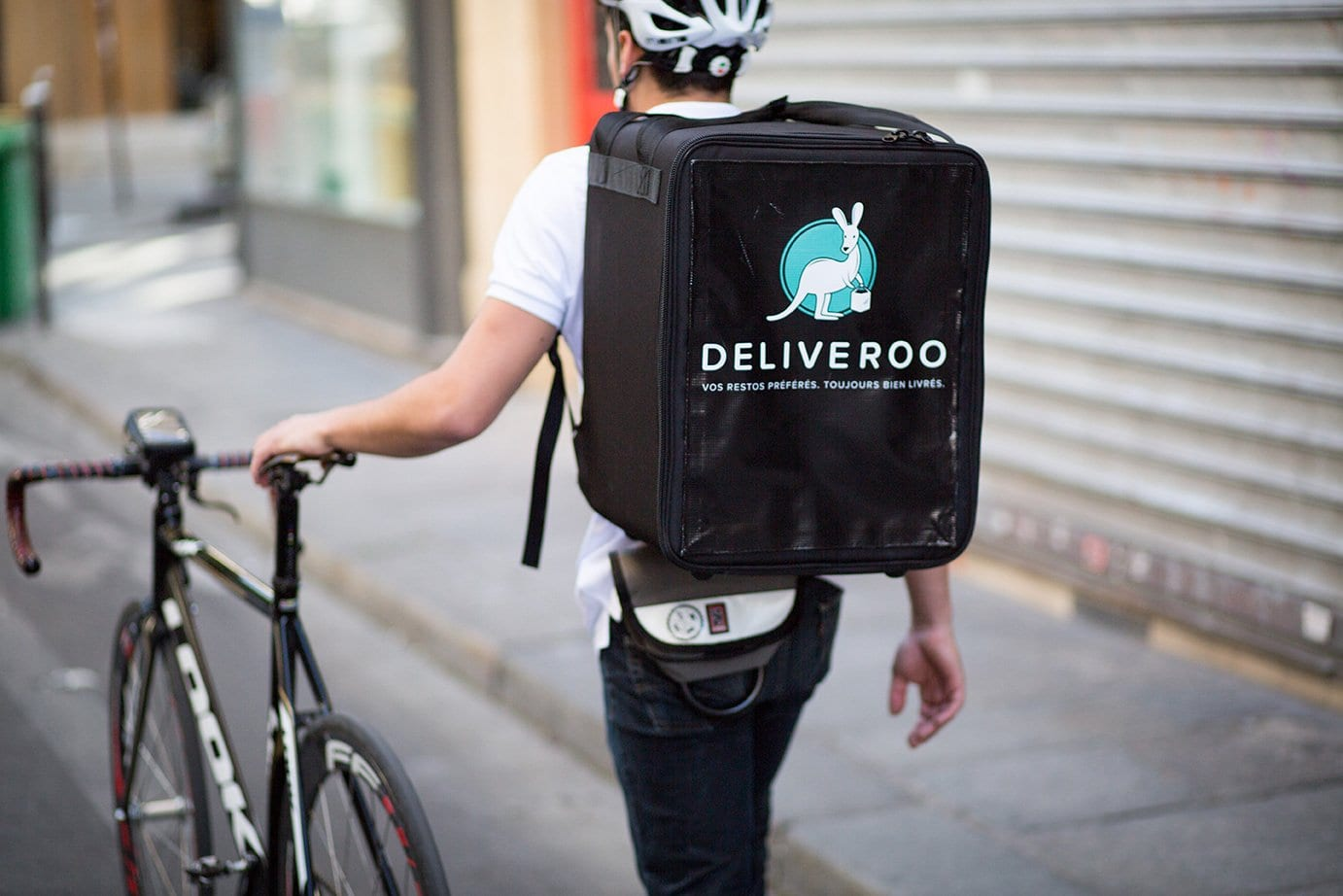 food delivery company