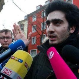 Anas Modamani Sued Facebook