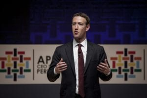 Mark Zuckerber Building Global Community with Artificial Intelligence