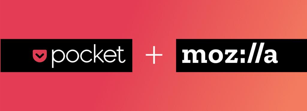 Mozilla Acquired Pocket