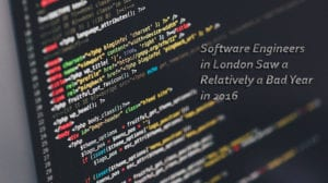 Software Engineering Salaries in London