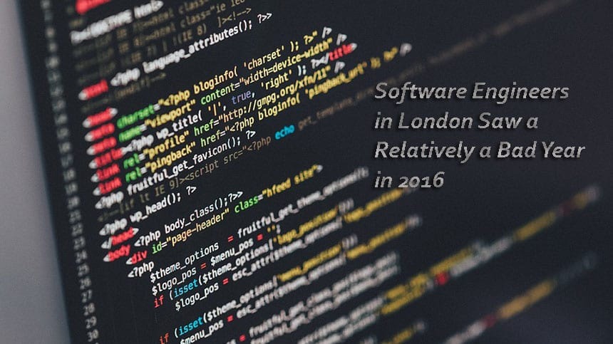 Software Engineering Salaries in London