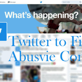 Twitter to Filter Abusive Content