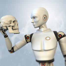 Robots threatening jobs in the UK