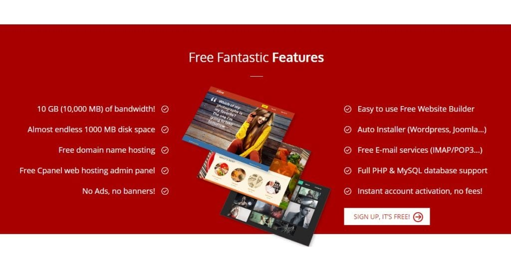 7 Best Free Web Hosting Sites To Host Your Blog - Research ...