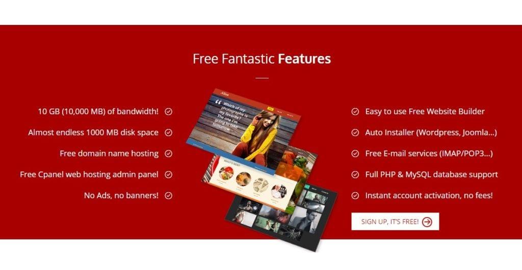 000webhost - Free Web Hosting