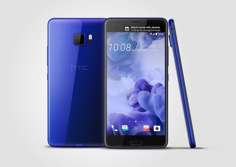HTC U Ultra - Shipping starts from March 10
