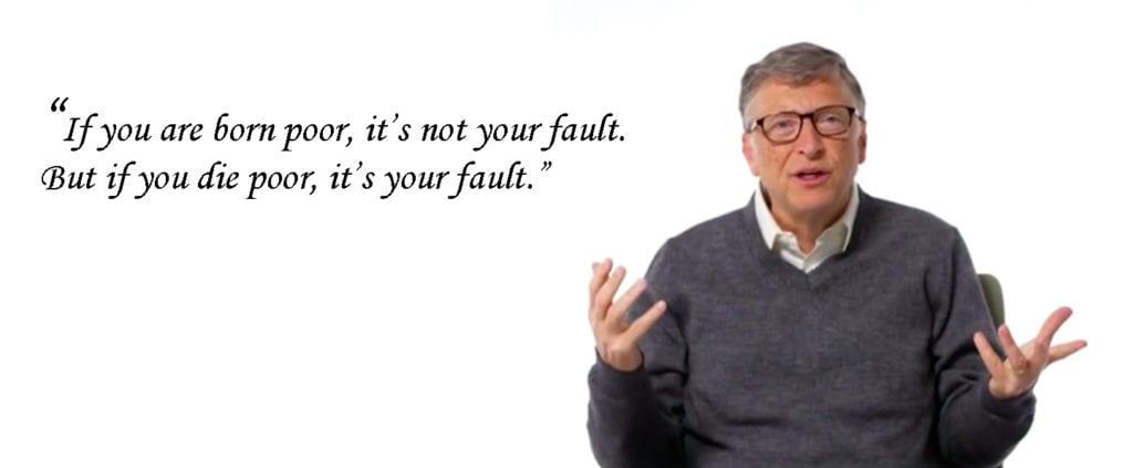Make Money Online Fast - Bill Gates