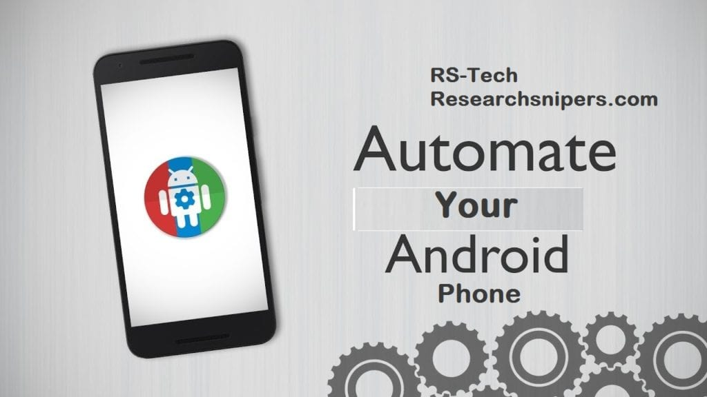 how to automate android
