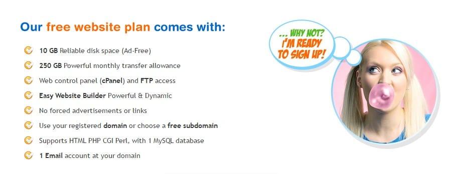freehosting - free web hosting site