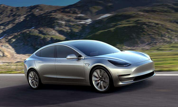 tesla new car model 3