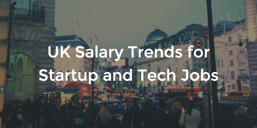 uk tech salaries