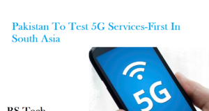 pakistan 5g services