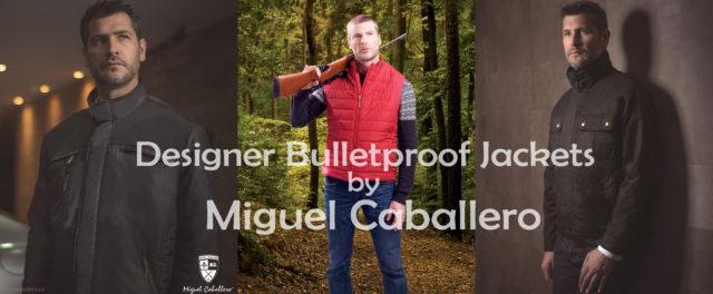 Designer Bulletproof Jackets