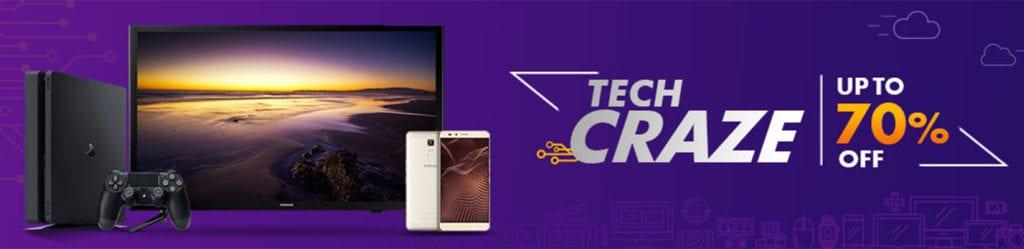 Daraz bring Tech Craze the best tech deals in Pakistan