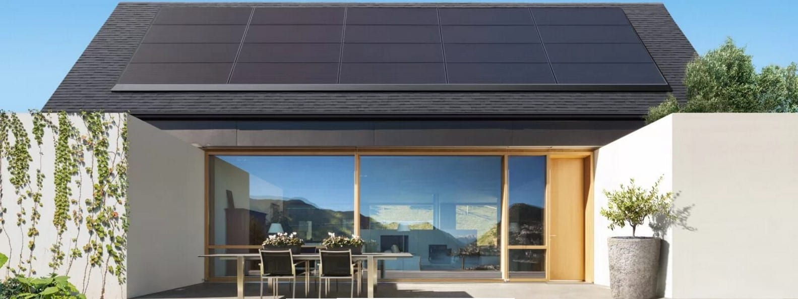 New Solar Panels by Elon Musk of Tesla Inc.