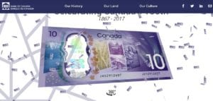 canada new $10 note
