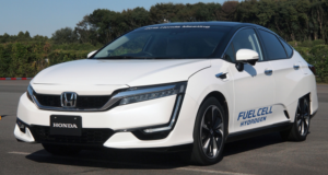 honda electric car