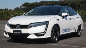 honda electric car