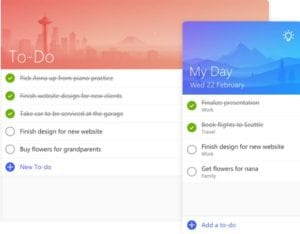 to-do application