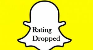 snapchat rating