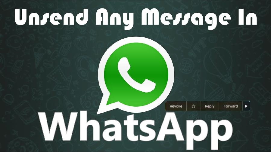 unsend whatsapp