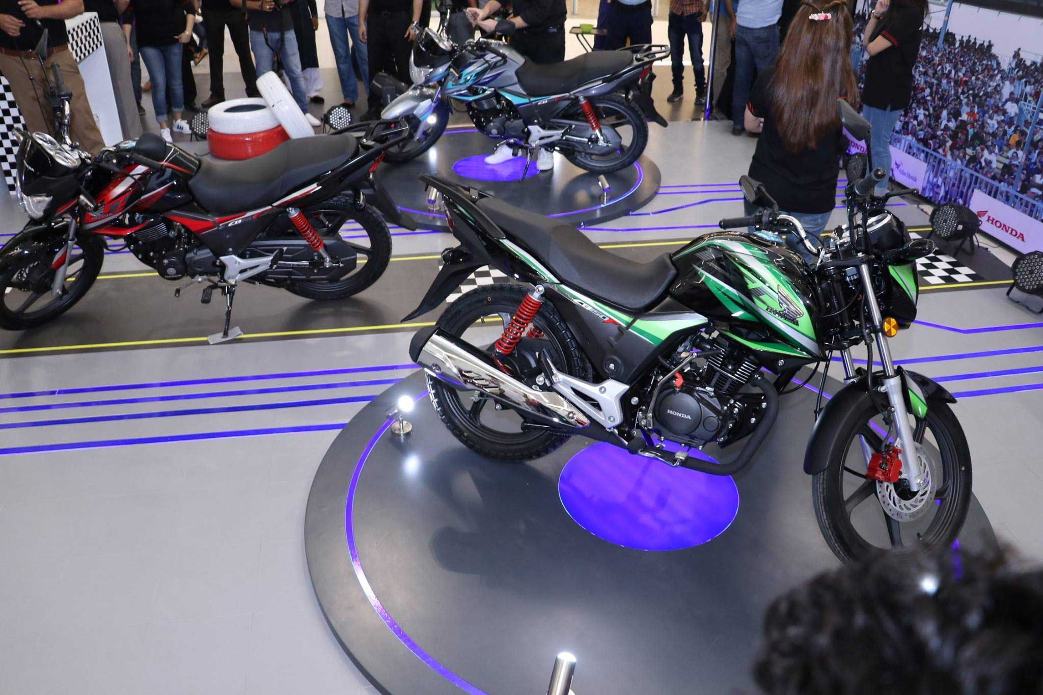 Atlas Honda The Motorcycle Maker In Pakistan Brings New 150cc