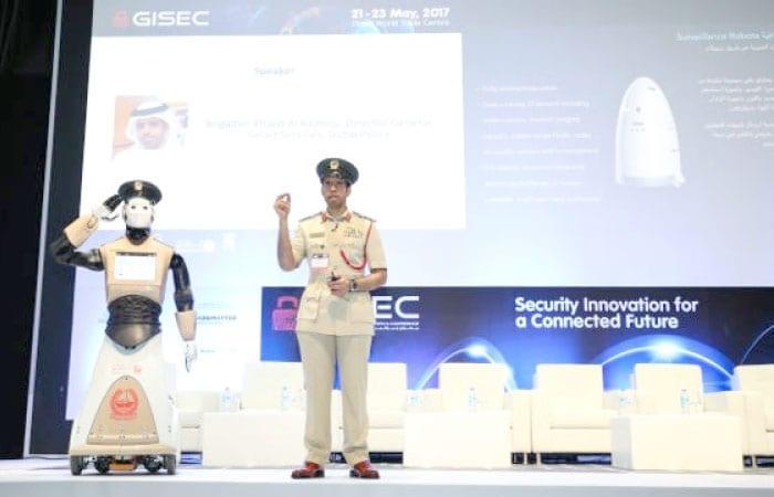 Dubai Police - Robocop