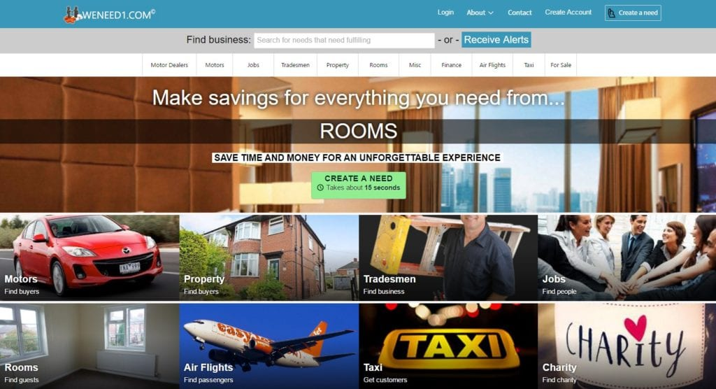 WebMaster - Mohammed Ali - WeNeed1 - Website Development