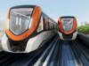 orange train