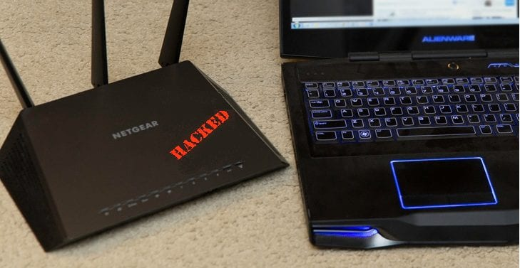router hack