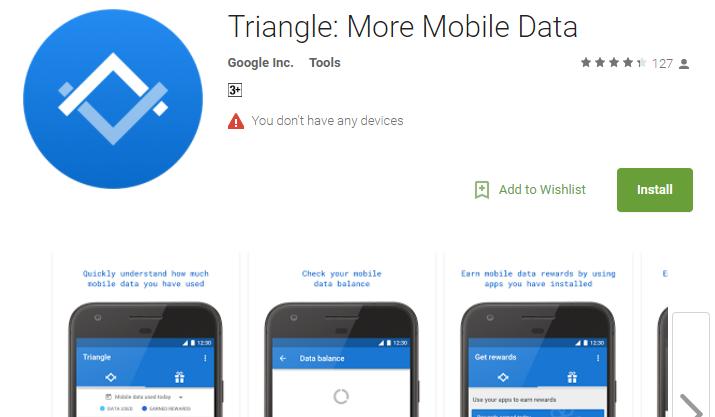 triangle app