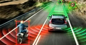 self-driving cars - Volvo - Autoliv - Nvidia - artificial intelligence