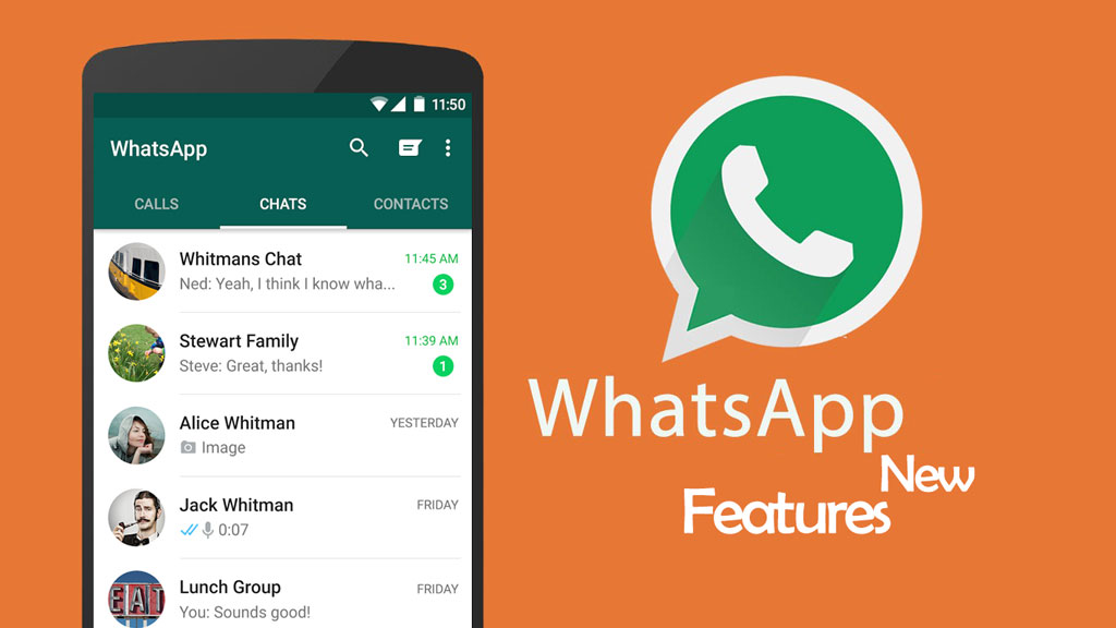 Six New Features That Would Be Part Of WhatsApp Soon